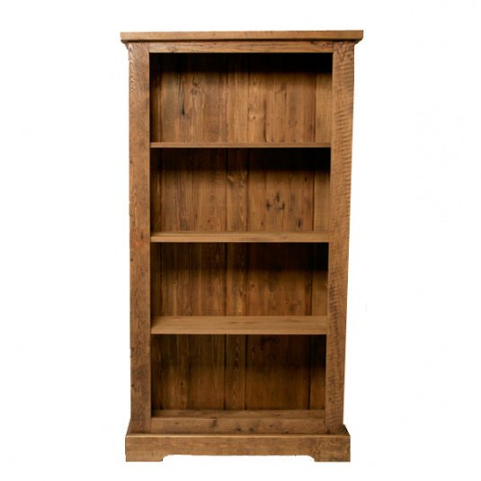 Old Wood Reclaimed Timber Bookcase