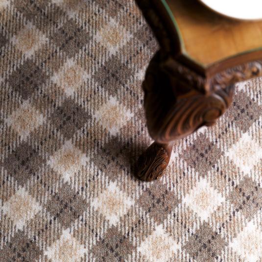 Adam Carpets Marquette Plaid