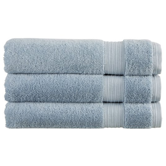 Christy Sanctuary Soft Blue Hand Towel