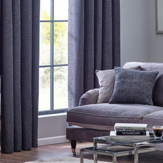 Belfield Orion Graphite Cushion