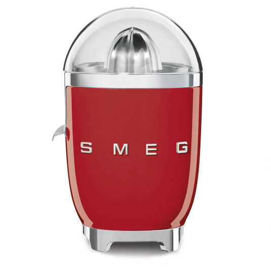 Smeg 50's Retro Style Red Citrus Juicer