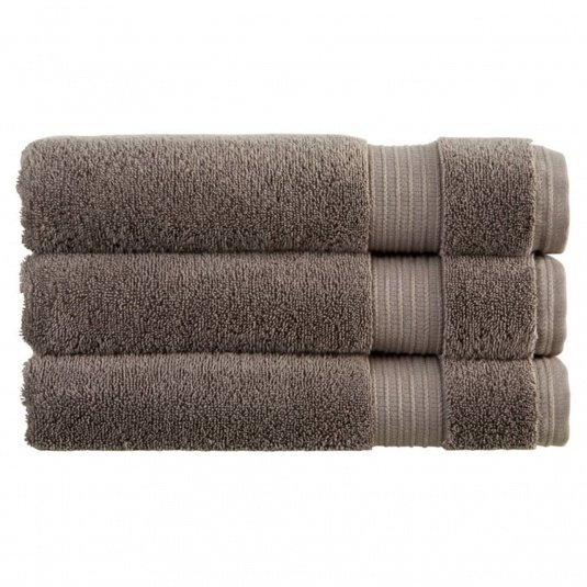 Sanctuary Granite Cotton Bath Sheet   Housing Units