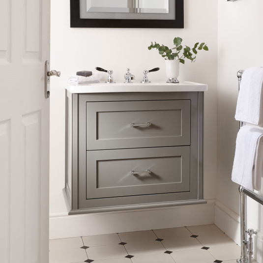 Radcliffe Thurlestone Wall Hung Vanity Unit by Imperial Bathrooms
