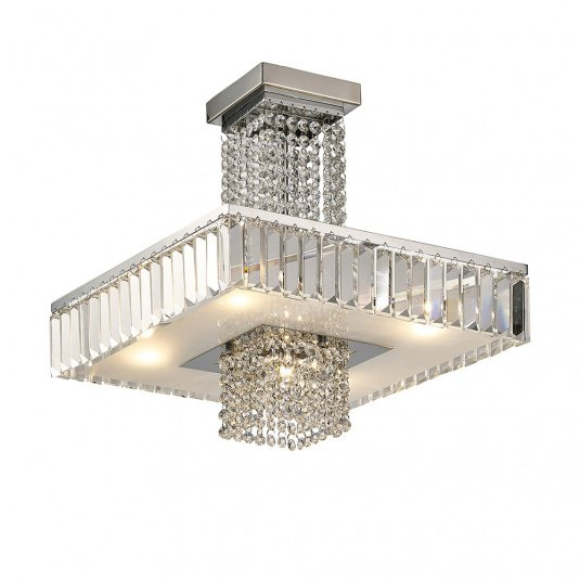 Ophelia 5 Light Semi Flush Ceiling Light