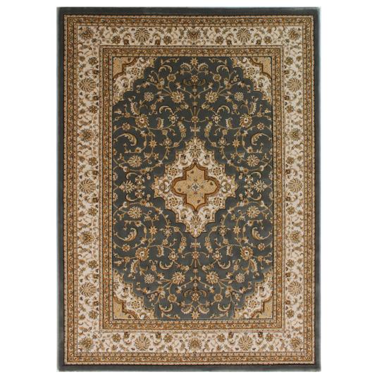 Ottoman Temple Grey 120cm x 170cm Rug