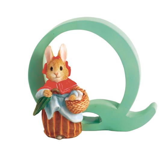 Q - Mrs Rabbit