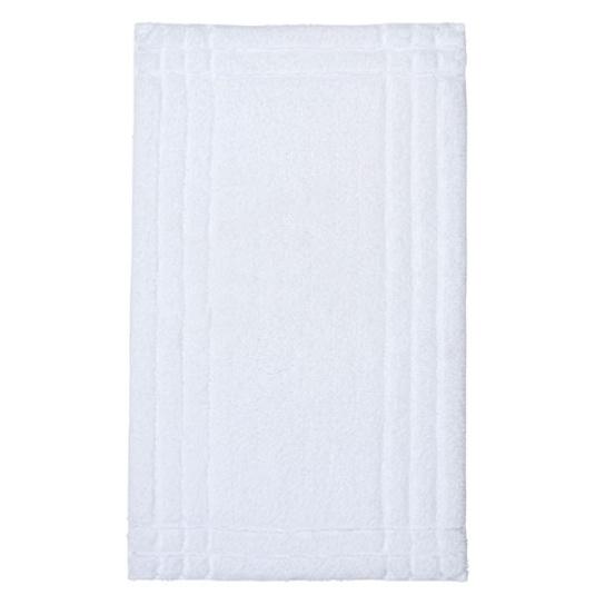 Christy Supreme Hygro White Tufted Bath Mat