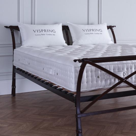 Vi Spring Bed Frame Shetland Mattress Collection