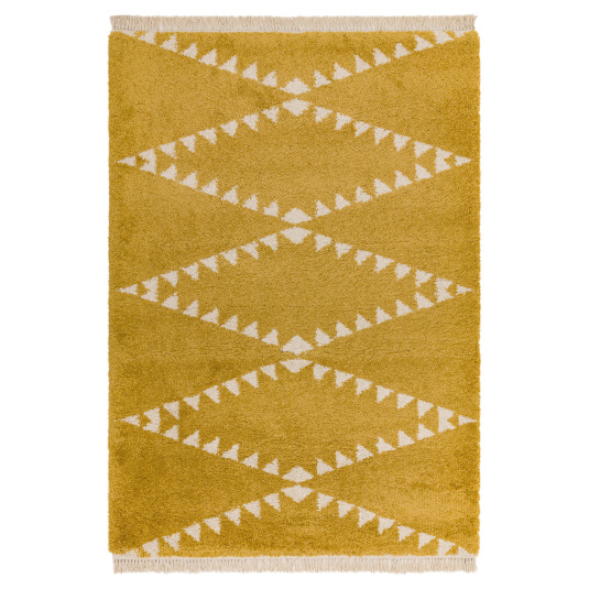 Rocco RC05 Mustard Rug Collection