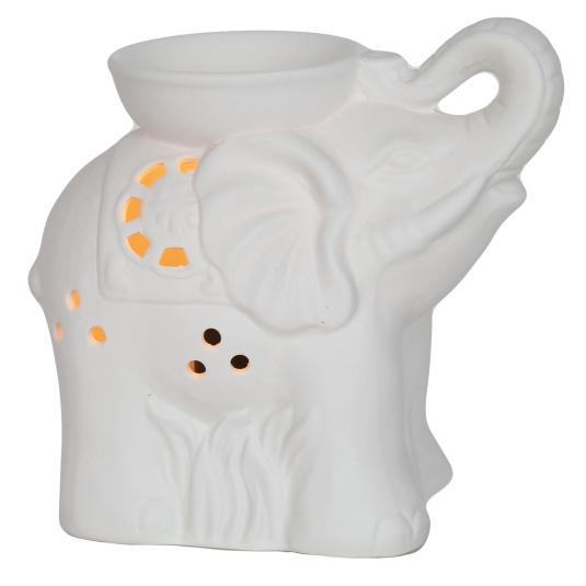 Electric Ceramic Elephant Wax Melt Burner