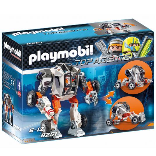 Playmobil Agent T.E.C.S' Robot