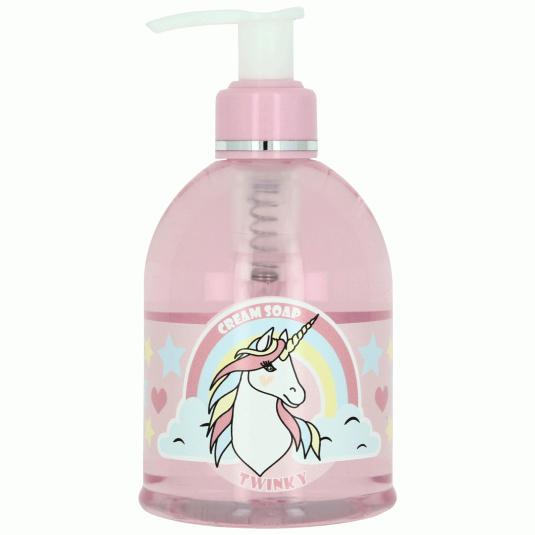Twinky the Unicorn Cream Soap