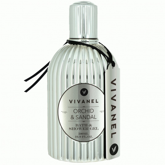 Vivanel Orchid and Sandalwood Bath Gel