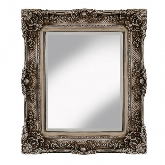 Square Champagne Mirror