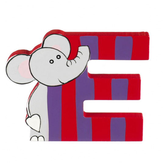 Alphabet Letters E