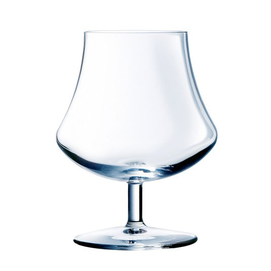 Open Up Kwarx Strong Brandy Glass