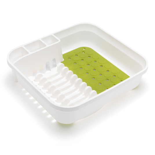 Addis Soft Touch White & Green Draining Station