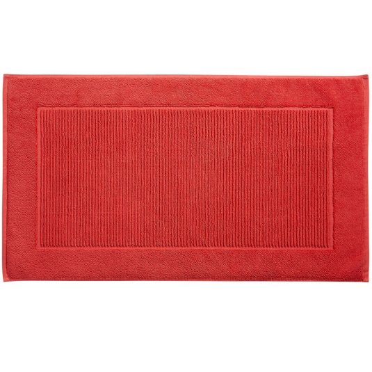 Christy Supreme Hygro Coral Towelling Bath Mat