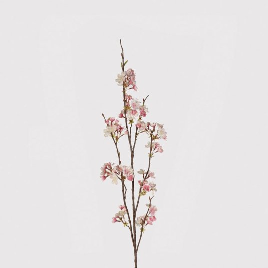 Pink and Cherry Blossom Stem