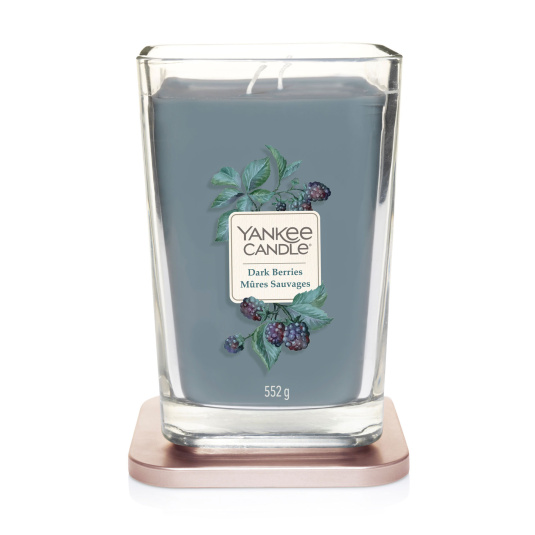 Yankee Candle Dark Berries Large 2-Wick Candle