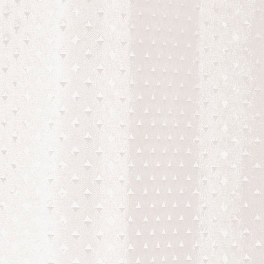 Euroshowers White Diamond Shower Curtain