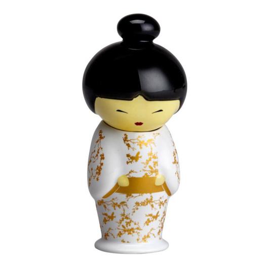 Teafan Geiko Gold Geisha Tea Infuser
