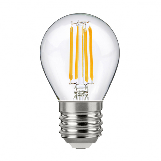 Supacell ES E27 10W GLS LED Filament Clear Light Bulb