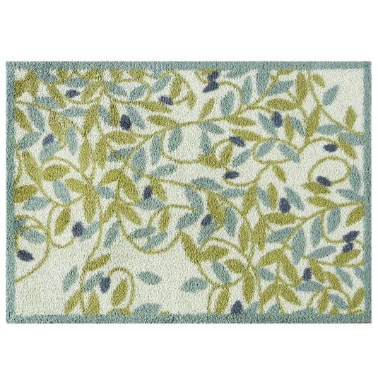 Turtle Mat Dee Hardwicke Olive Floor Mat