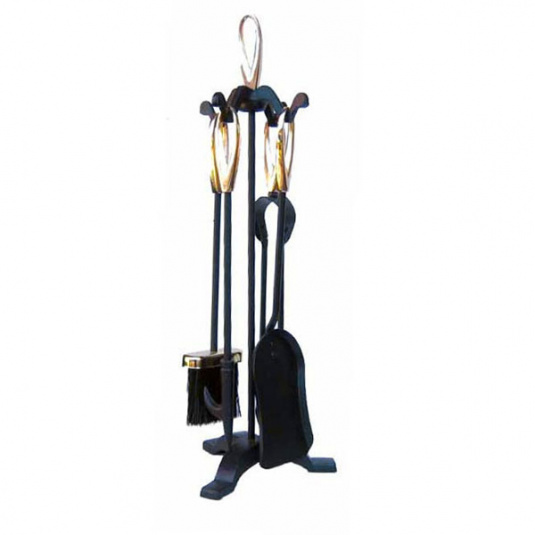 Orion Black Loop Fireside Companion Tool Set