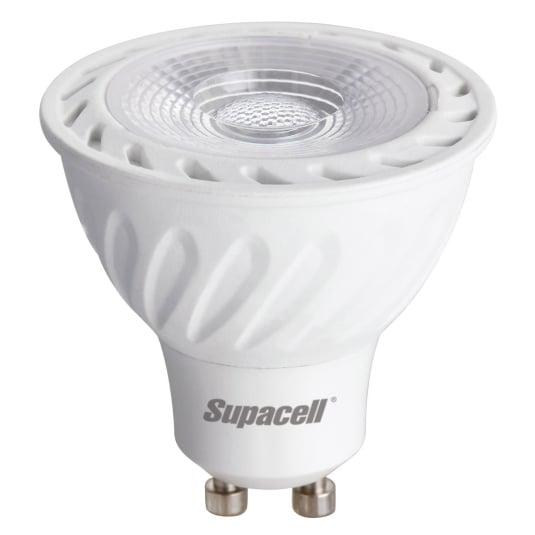 Supacell Digital LED GU10 Spot Cool White 5W Bulb