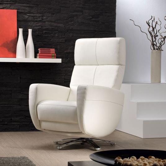 ROM Twist Swivel Recliner Armchair