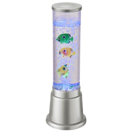 Nemo Aquarium Colour Change LED Water Column Table Lamp