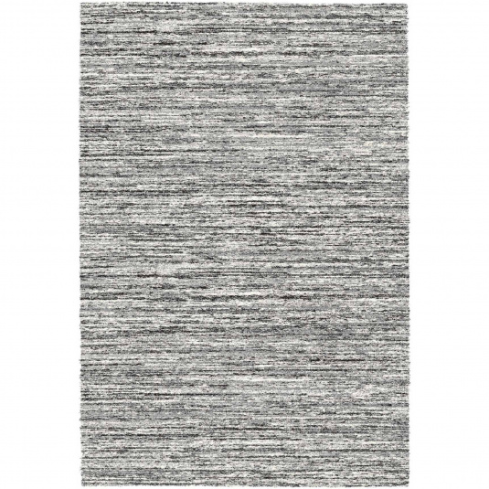 Mehari Grey and White 133cm x 195cm Rug