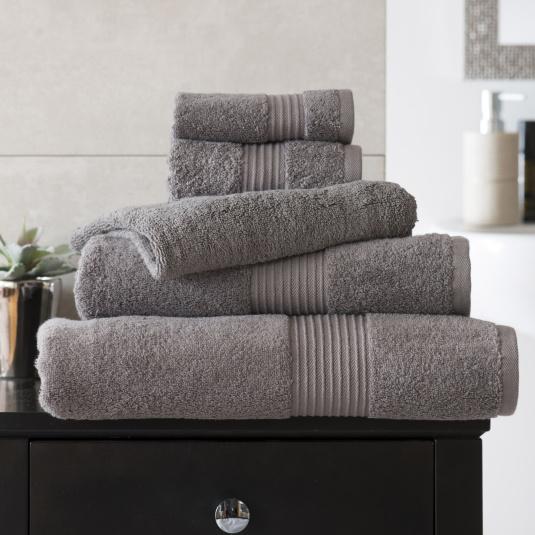Bliss Slate Bath Sheet