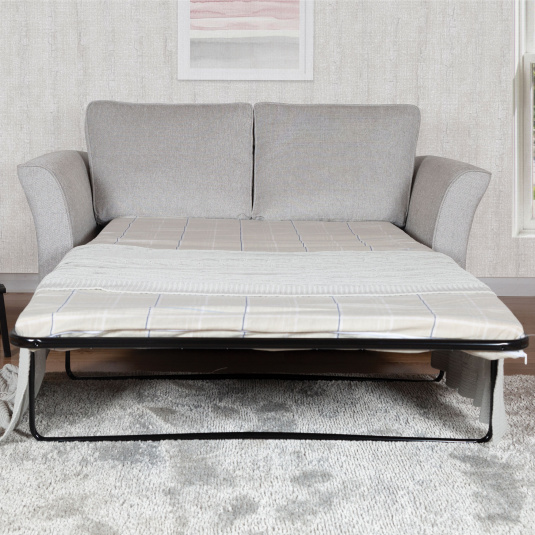 Cavendish Frisco Silver 2 Seater Sofa Bed