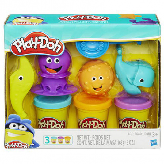 Play-Doh Ocean Tools Set
