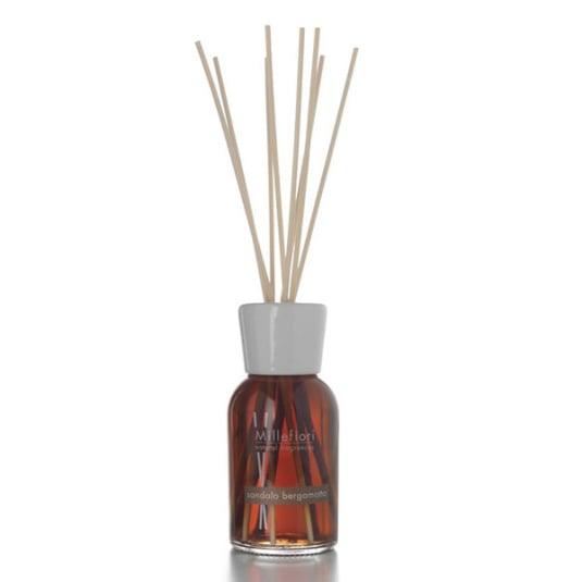Millefiori Sandalwood Bergamot Natural Fragrance Diffuser