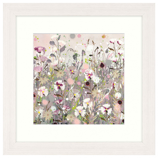 Meadow Meadow II by Jane Morgan Framed Picture