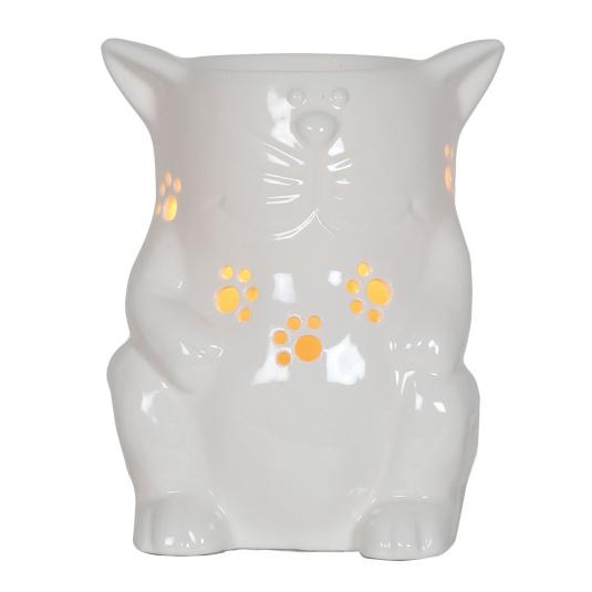 Electric Ceramic Cat Wax Melt Burner