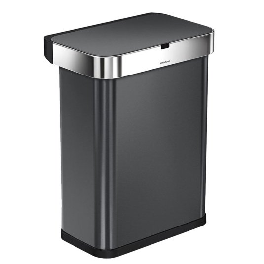 Simplehuman Voice and Motion Control 58 Litre Bin