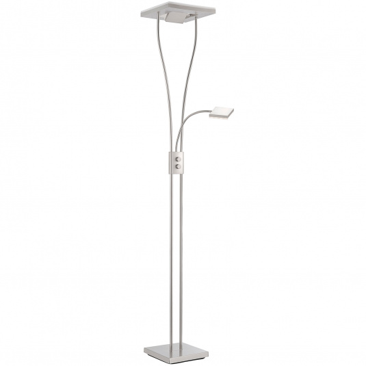 Helia LED Mother and Child Square Uplighter