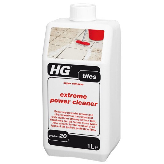HG Extreme Super Remover Power Cleaner