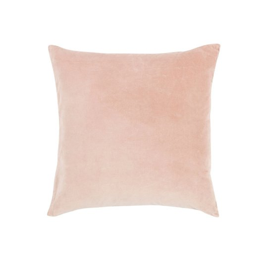 Jaipur dusky pink square cushion