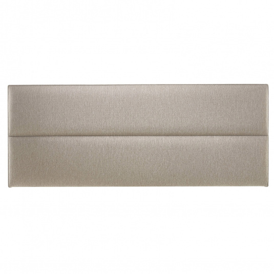 Myers Contour Taupe Superking Headboard