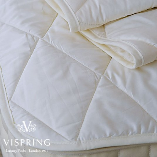 Vi Spring Quilted Mattress Protector Collection