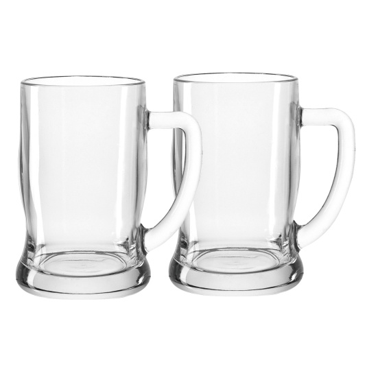 Taverna Set of 2 Beer Mugs