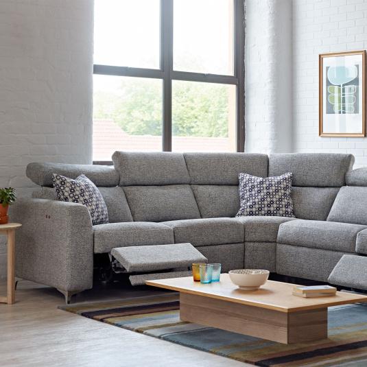 Amalfi Fabric Sofa Collection