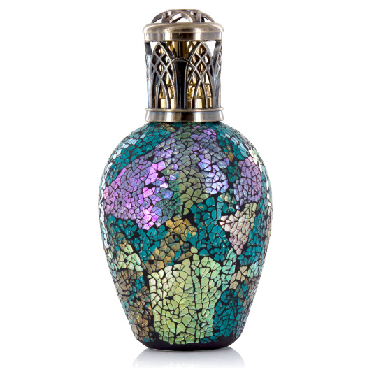Ashleigh & Burwood Peacock Tail Large Fragrance Lamp