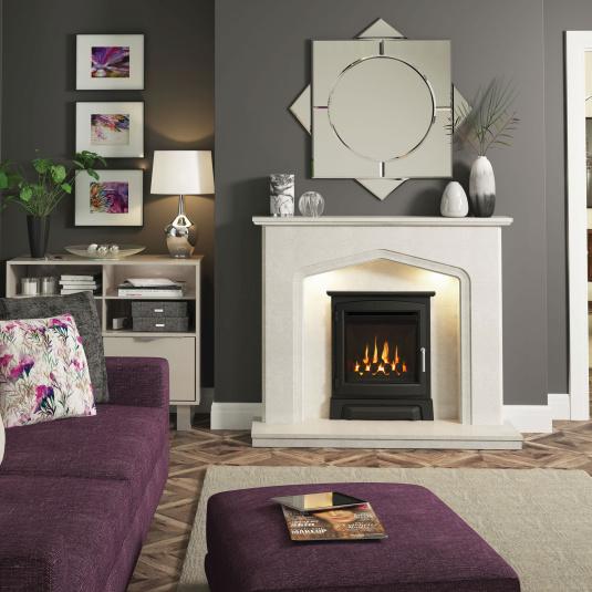 Apollo Manilla Micro Fireplace
