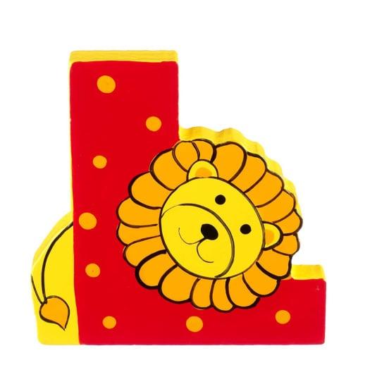 Alphabet Letters L